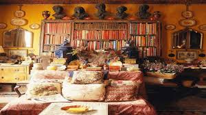 Decorate Bedroom Hippie Hippie Chic Bedroom Ideas Cream Fur Rug On The Wooden Floor Double