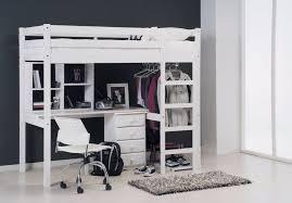 lit mezzanine avec bureau intégré lit mezzanine avec bureau pour plus praticite hauteur personnes