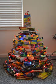 Christmas Tree Books by Mystery Playground How To Make A Book Tree
