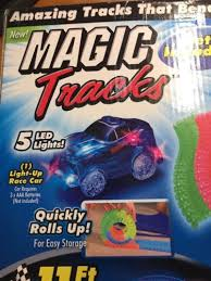 light up car track as seen on tv toy cars antique price guide
