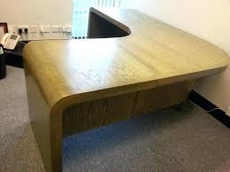 Curved Office Desk Furniture Curved Office Desk Curved Desk Awesome Bespoke Wooden Office