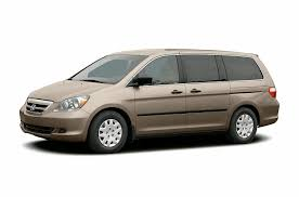 2006 honda odyssey new car test drive