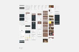mad men floor plan 10 free creative material design psd templates and ui kits