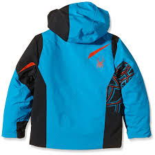 spyder boys challenger jacket sports outdoors
