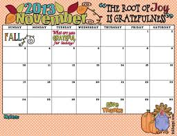 november 2013 calendar it s here inkhappi
