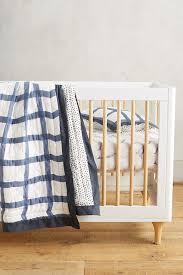 Muslin Crib Bedding Cotton Muslin Crib Sheet Anthropologie