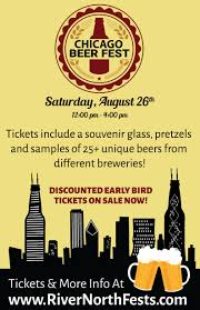 Chicago Brewery Map by Chicago Beer Fest Formerly River North Beer Fest Tickets Sat