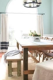 easy diy farmhouse table diy farmhouse table for less than 100 the turquoise home
