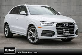 audi jeep q3 buy or lease new audi q3 los angeles thousand oaks