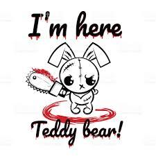 free halloween vector art halloween evil bunny voodoo doll pop art comic stock vector art