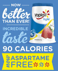 yoplait light yogurt ingredients removing aspartame from yoplait light a taste of general mills