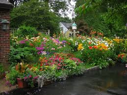 Flowering Shrubs New England - gardens in new england garden design