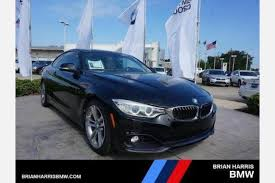 brian harris bmw used cars used bmw 4 series for sale in orleans la edmunds