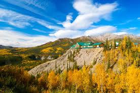 Alaska national parks images Grande denali lodge denali national park jpg