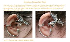 s ear cuffs guardian ear cuff by serena inverse on deviantart
