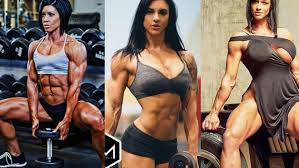 Female Bodybuilder Meme - watch top 10 most extreme and strongest female bodybuilders