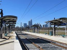 light rail schedule charlotte nc charlotte light rail s blue line now open how to buy tickets noda