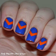 florida gator nails uf vs tennessee partly cloudy with a