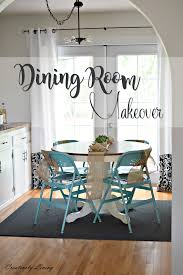 Dining Room Makeover A Holiday Dining Room Makeover Room Reveal Creatively Living Blog