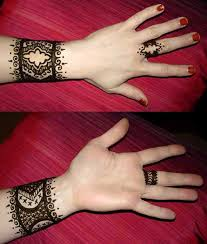15 eye catching bangle mehandi designs with images styles at