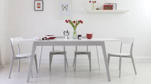 aver grey and white extending dining table 349 00 decoration