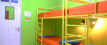 Hostel Bunk Beds Bunk Bed And Breakfast Yogyakarta Indonesia