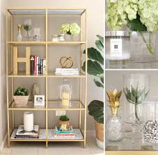 Living Room Shelving Units by Best 25 Glass Shelving Unit Ideas On Pinterest Glass Shelves
