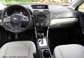 Mitsubishi I Interior 2015 Subaru Forester Interior Photos