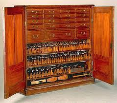 wow just wow this stunning cuban mahogany tool cabinet was made