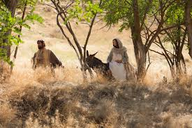 travel merry images Mary and joseph travel to bethlehem mary and joseph travel to jpg