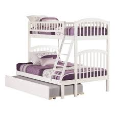 bunk beds full over full bunk beds walmart twin over full bunk