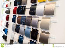 car paint samples stock image image of custom comfortable 58113235