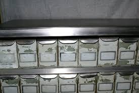 meuble de metier industriel un meuble de métier rare le fichier métallique diy relooking