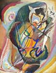 vassily kandinsky sketch for composition ii solomon r