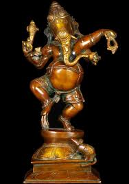 spiritual statues 125 view the brass ganesh statue 9 at hindu gods