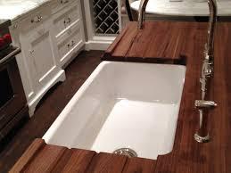 kitchen sink stunning farmhouse kitchen faucets kraus kpf single