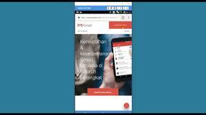cara membuat twitter di handphone cara membuat akun gmail baru di hp android youtube