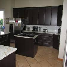 Resurfacing Kitchen Cabinets Furniture Grey Kitchen Cabinet Refacing Plus Black Oven And Sink