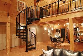 a frame home interiors log home interior stairs kyprisnews