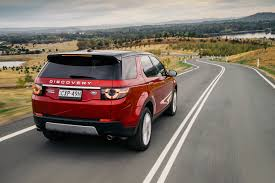 land rover discovery 2016 red new car review 2015 land rover discovery sport
