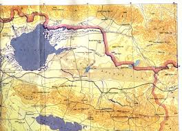 Mongolia Map Maps Of West Mongolia Bayan Olgii Uvs Khovd Aimags Provinces