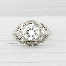 vintage oval engagement rings 62 engagement rings 5 000