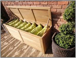 Patio Cushion Storage Bin by Outdoor Cushion Storage Box Uk Patios Home Design Ideas