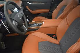 matte orange maserati 2017 maserati levante stock m1852 for sale near greenwich ct