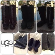 uggs on sale womens ebay 75 ugg boots sold on ebay s black braid ugg s
