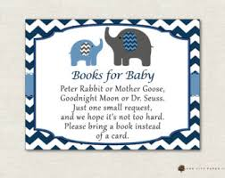 baby shower instead of a card bring a book book instead of card etsy