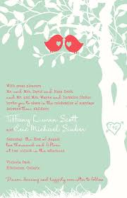 budget wedding invitations mint and coral bird wedding invitation budget wedding
