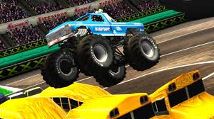 bigfoot monster trucks monster truck destruction android apps on google play