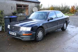 lexus ls400 parts uk 1995 lexus ls400 a cheap land yacht retro rides