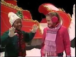 Barney And Friends Backyard Gang Barney And The Backyard Gang Waiting For Santa 1990 Episode 4